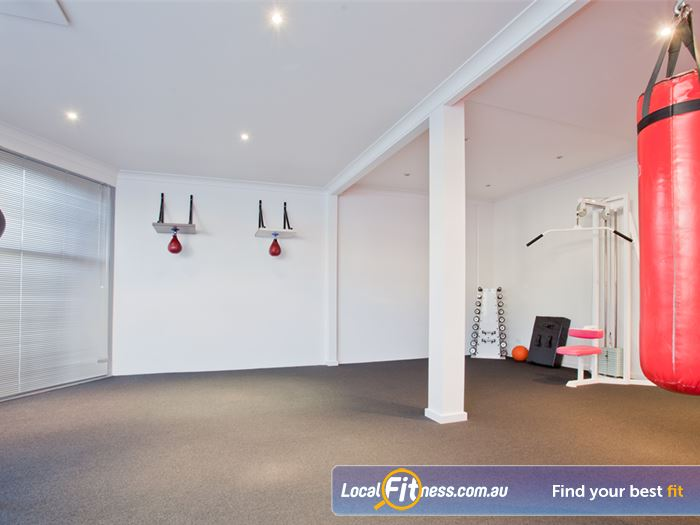 Fernwood Fitness Newport Ladies Gym Fitness Enjoy our foxy boxing zone.