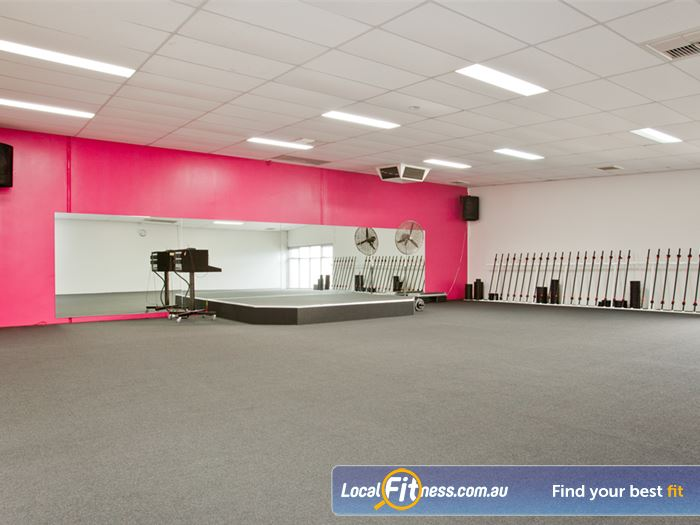 Fernwood Fitness Yarraville Ladies Gym Fitness Popular group classes including