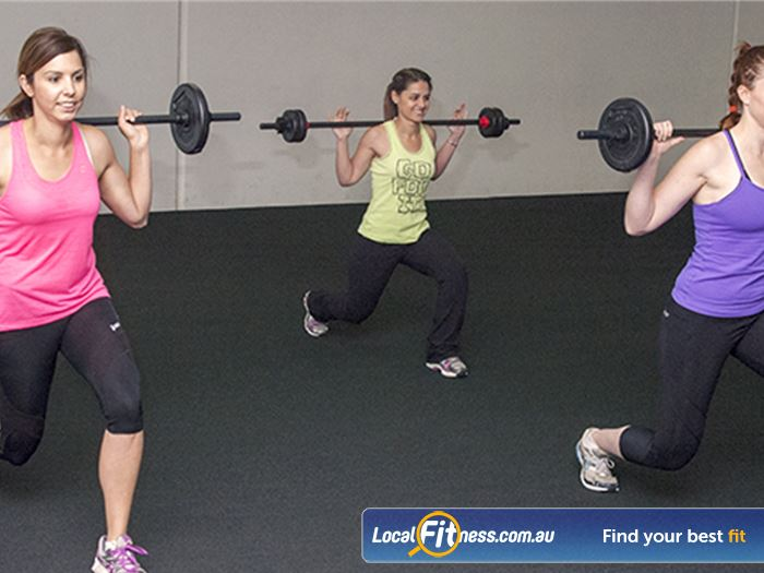 Fernwood Fitness Yarraville Ladies Gym Fitness High intensity classes inc.