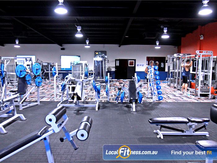 Goodlife Health Clubs Gym Cottesloe    Our Goodlife Bibra Lakes gym provides an extensive