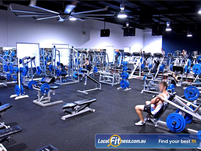Goodlife Health Clubs Gym Cottesloe    At our Bibra Lake gym, pick from a
