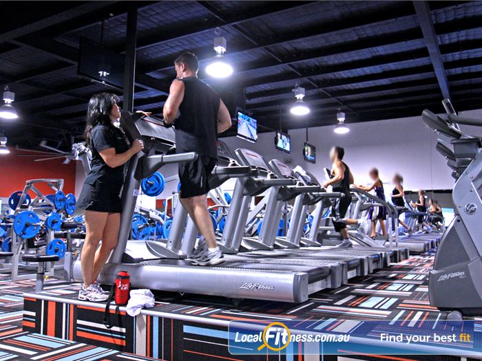 Goodlife Health Clubs Gym Bibra Lake Goodlife Bibra Lake Gym Provides Multiple Machines So You