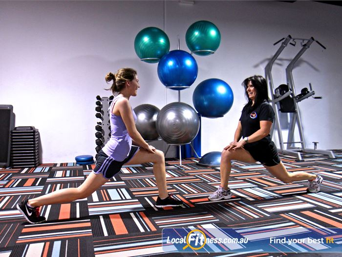 Goodlife Health Clubs Gym Bibra Lake Bibra Lake Personal Trainers Can Tailor A Stretching