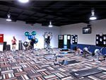 Goodlife Health Clubs Coolbellup Gym Fitness Dedicated stretch and abs area.