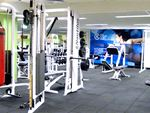 The clean and open Toorak gym.