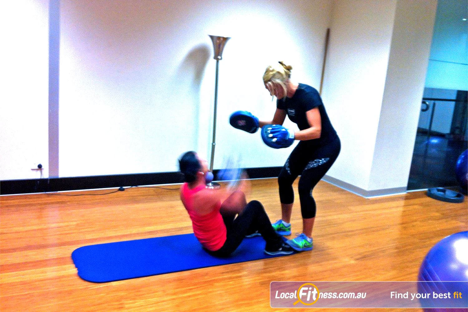 The Toorak Health Club Toorak Toorak personal training integrates mind and body.