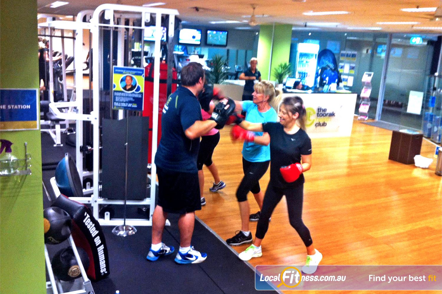 The Toorak Health Club Near Malvern North Our Toorak gym is like having your own gym at home.