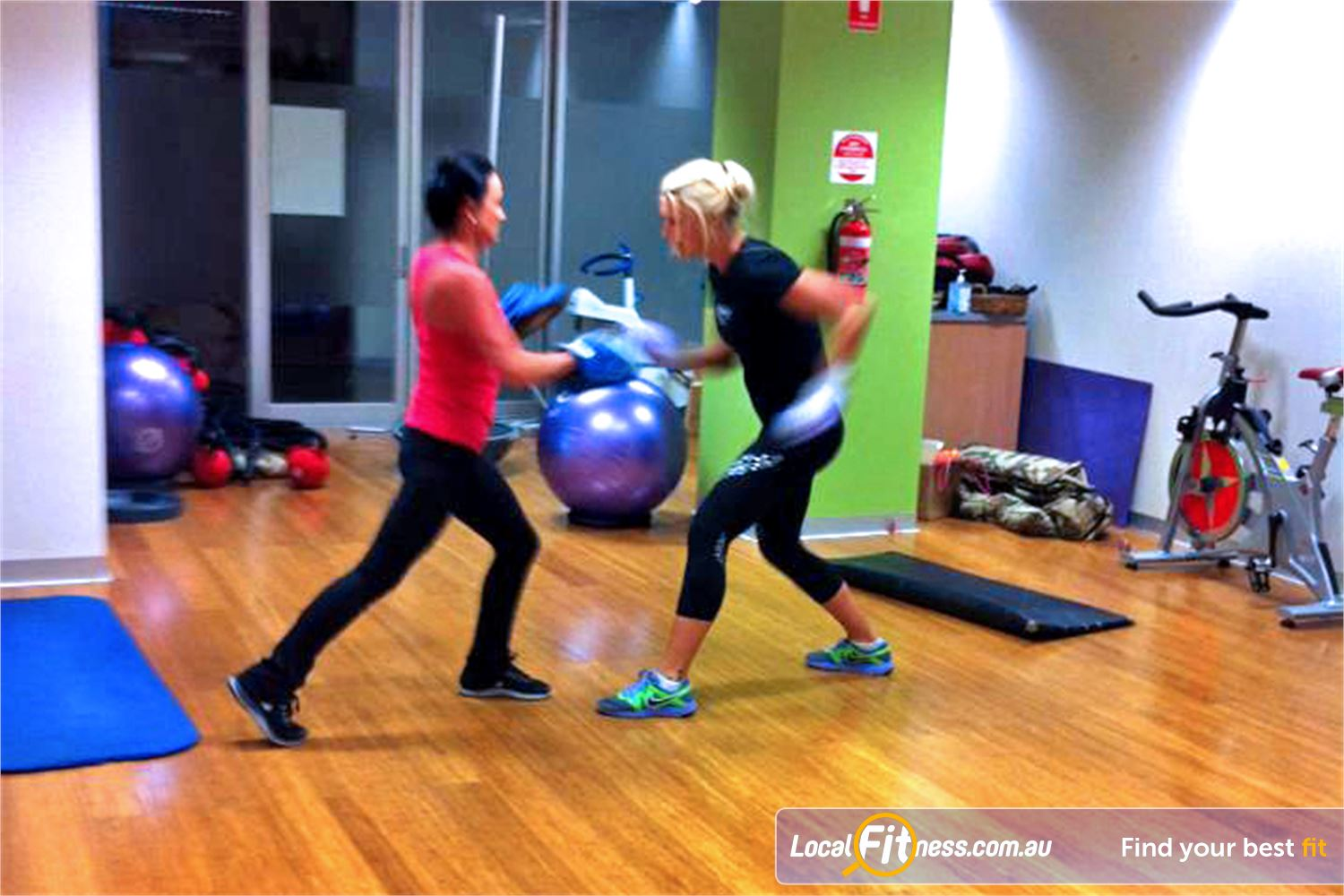The Toorak Health Club Near Kooyong Try our quickie Toorak personal training sessions.