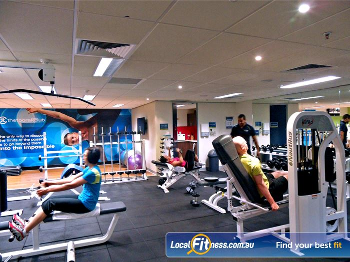 The Toorak Health Club Gym Armadale  | Our Toorak gym provides everything you need for
