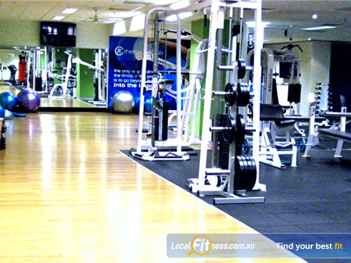 The Toorak Health Club Malvern North Gym Fitness State of the art strength