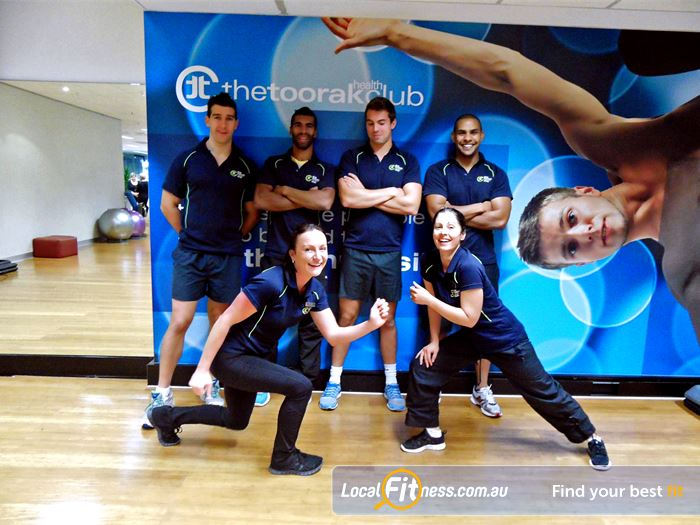 The Toorak Health Club Toorak Gym Fitness Our experienced staff are ready
