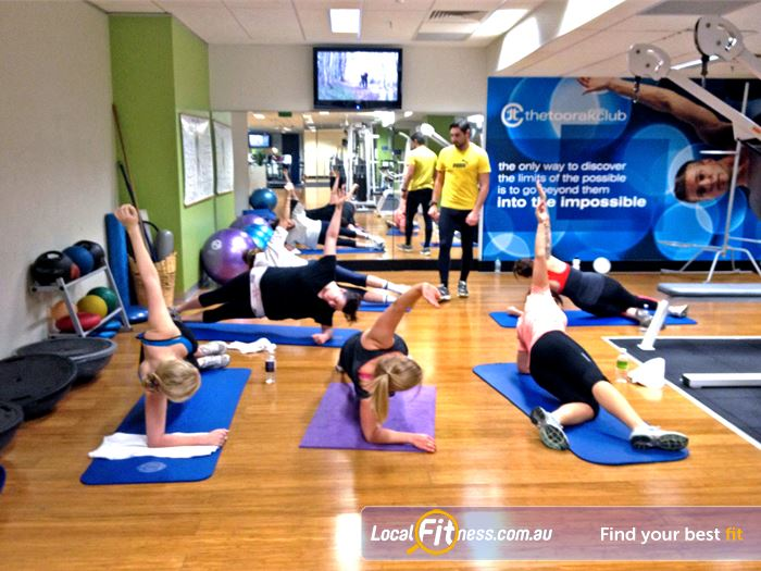 The Toorak Health Club Malvern Gym Fitness Small personalised Toorak group