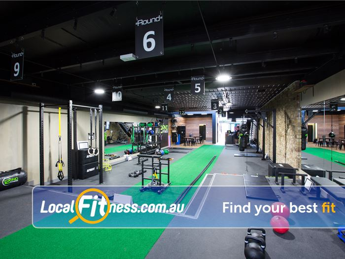 12 Round Fitness Gym Ashburton  | Our Ashburton gym is fully equipped for functional