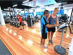 WaterMarc Aquatic & Leisure Centre Kangaroo Ground Gym GymThe Greensborough gym features the