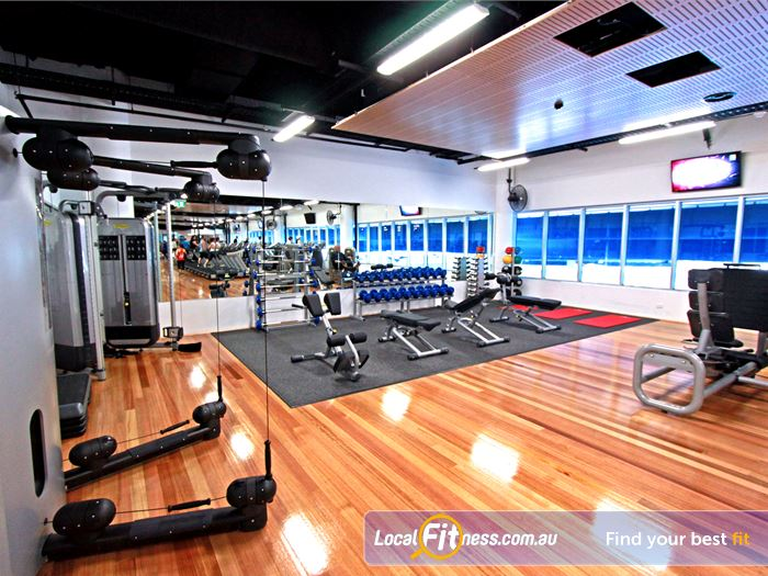 WaterMarc Aquatic & Leisure Centre Gym Templestowe    Welcome to the state of the art Greensborough