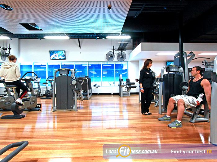 WaterMarc Aquatic & Leisure Centre Gym Templestowe    More than 120 pieces of state of the