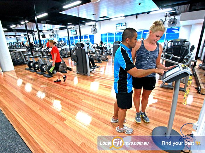 WaterMarc Aquatic & Leisure Centre Gym Rosanna  | Our Greensborough gym features the revolutionary Technogym Wellness