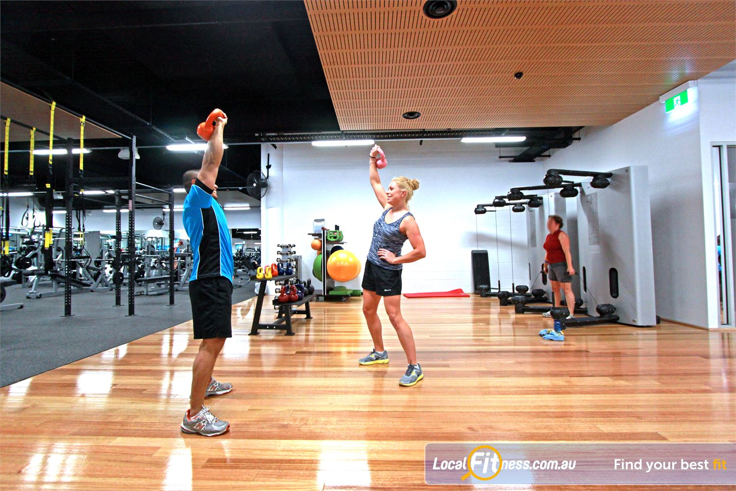 WaterMarc Aquatic & Leisure Centre Near Montmorency One-on-one personal training sessions are designed to give you RESULTS!