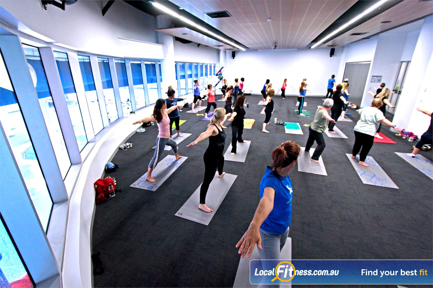 WaterMarc Aquatic & Leisure Centre Near Montmorency Dedicated wellness studio inc. Greensborough Yoga and Pilates.