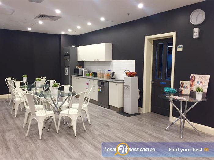 Fernwood Fitness Canberra City Members Lounge Canberra | Chat and ...