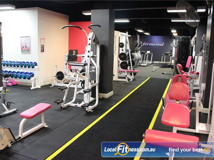 Fernwood Fitness Canberra City Gym Deakin  | Welcome to our Canberra gym in the heart