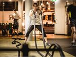 12 Round Fitness Elsternwick Gym Fitness Battle ropes, prowlers,