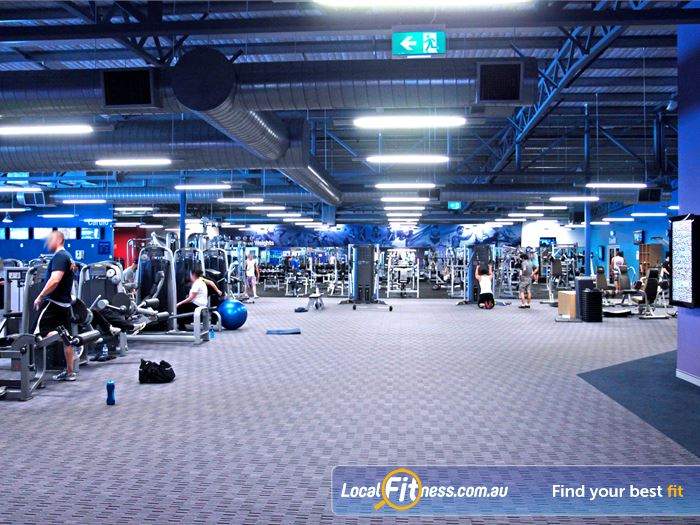 Goodlife Health Clubs Gym Cottesloe    Welcome the spacious Goodlife Myaree gym.