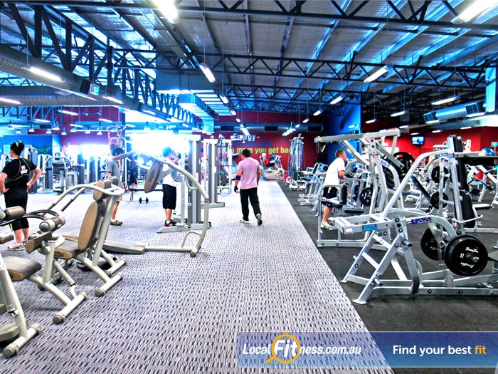 Goodlife Health Clubs Gym Cottesloe    Our Myaree gym features state of the art
