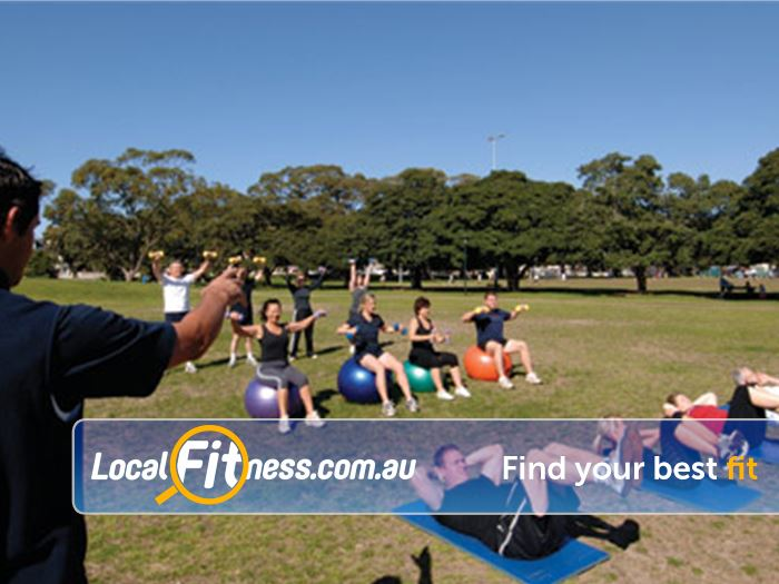 Step into Life Bateau Bay Long Jetty Outdoor Fitness Outdoor Step into Life outdoors in the
