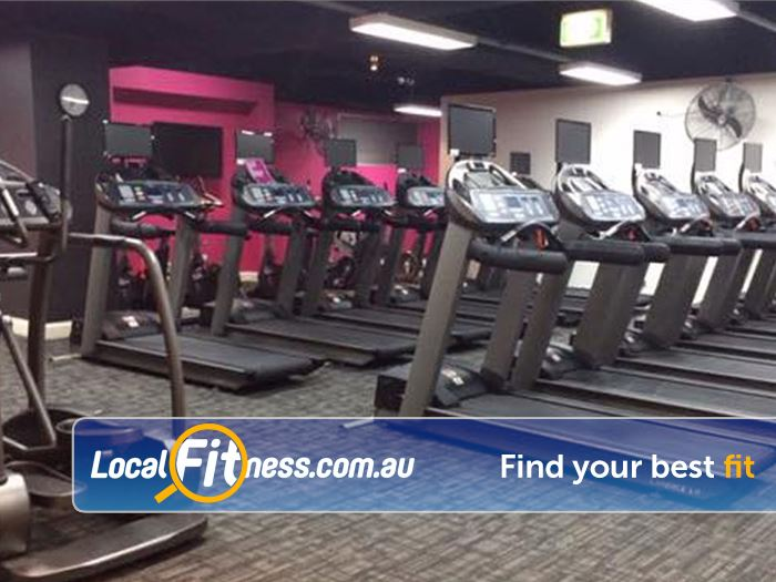 Fernwood Fitness Broadway Our Broadway gym includes state of the art cardio.