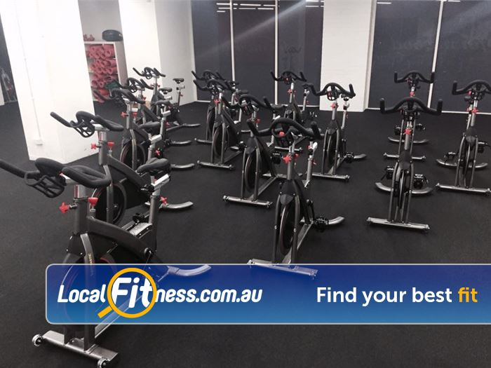 Fernwood Fitness Broadway Get into high intensity Broadway spin cycle classes.