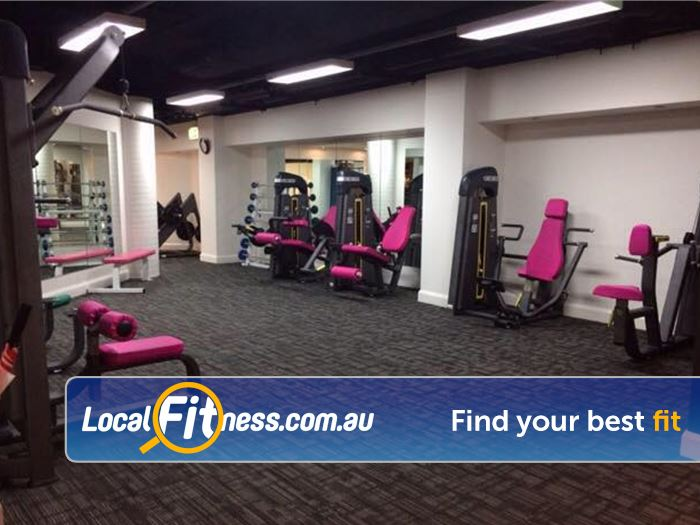 Fernwood Fitness Broadway The right Broadway gym for women fully equipped for strength.