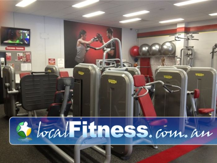 Snap Fitness Gym Mount Lawley  | State of the art equipment from Technogym.