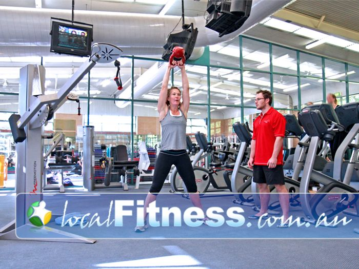 Five Dock Leisure Centre Gym Ryde  | Our 2010 extension provides a spacious Five docks