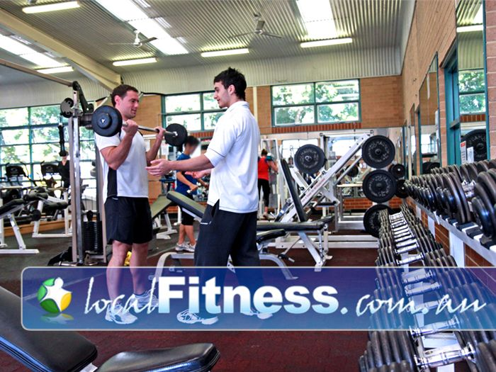 Five Dock Leisure Centre Gym Roselands    Our Five Dock gym includes a full range