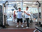 Ask our Five Dock gym staff to tailor