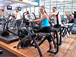 Five Dock Leisure Centre Wareemba Gym Fitness Enjoy a variety of cardio