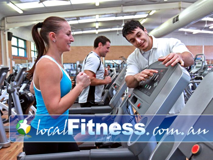 Five Dock Leisure Centre Wareemba Gym Fitness Five dock gym instructors can