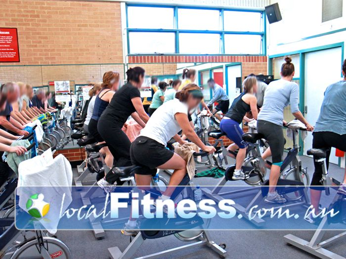 Five Dock Leisure Centre Russell Lea Gym Fitness Popular five dock spin cycle