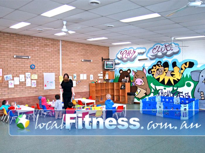 Five Dock Leisure Centre Five Dock Gym Fitness On-site five dock child care