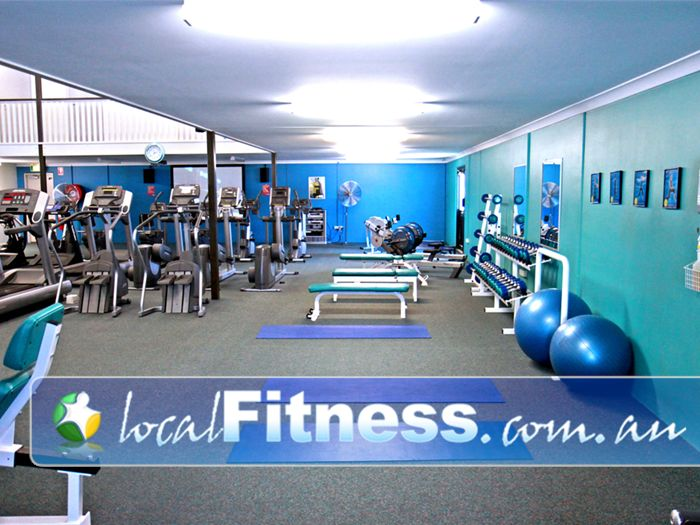 Fernwood Fitness Gym Toowoomba  | We provide the right fitness and weights to