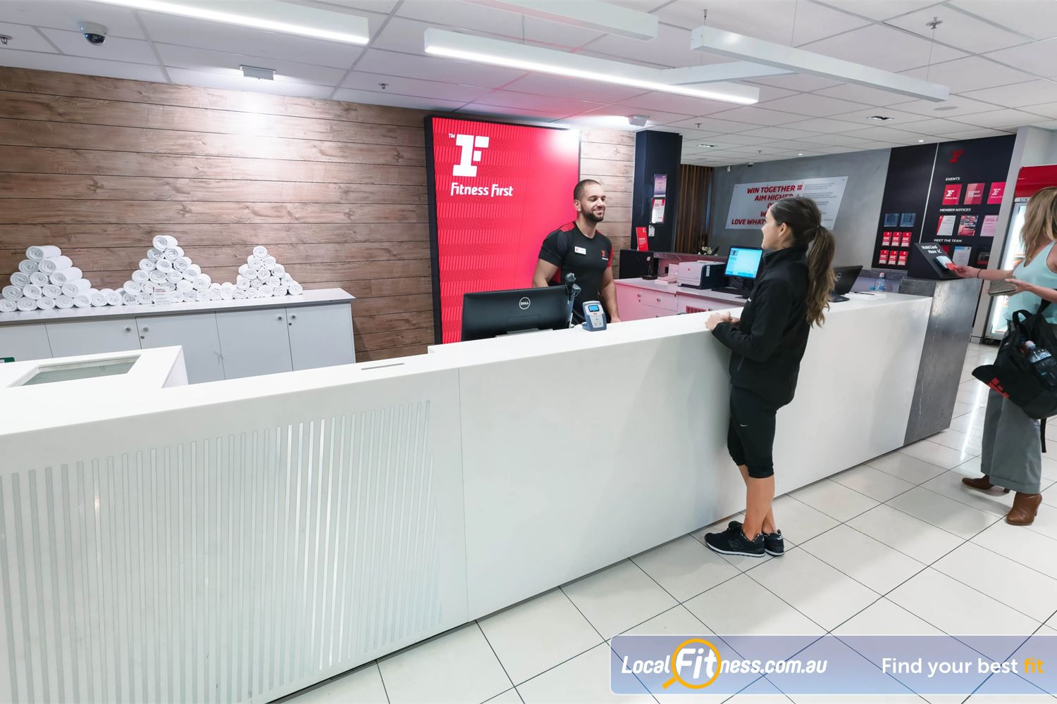 Fitness First Platinum Near Strawberry Hills Our Darlinghurst gym team are ready to welcome you to our fitness community.