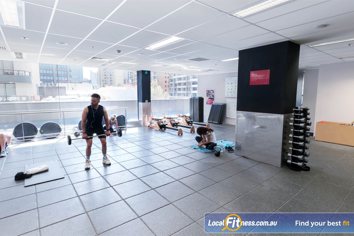 Fitness First Platinum Darlinghurst Our Darlinghurst gym provides a fully equipped freestyle HIIT gym area.