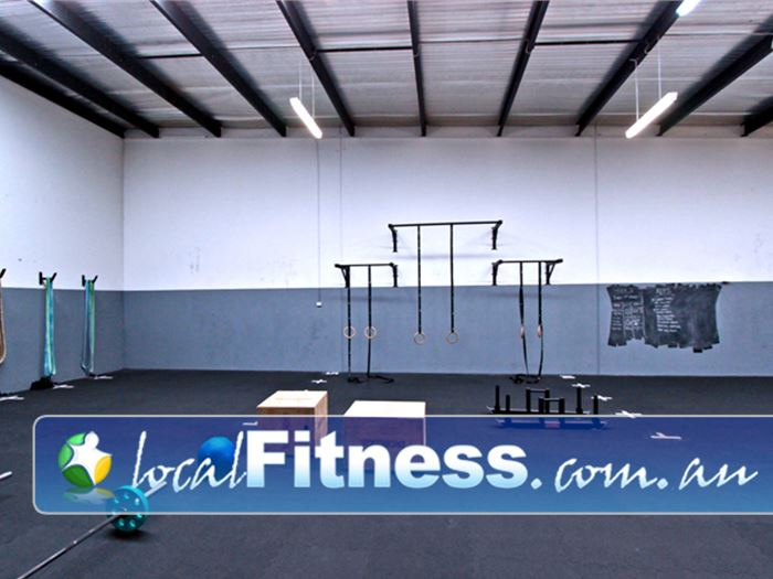 YMCA Monash Fitness Centre Mount Waverley Gym Fitness Functional training gym fitted