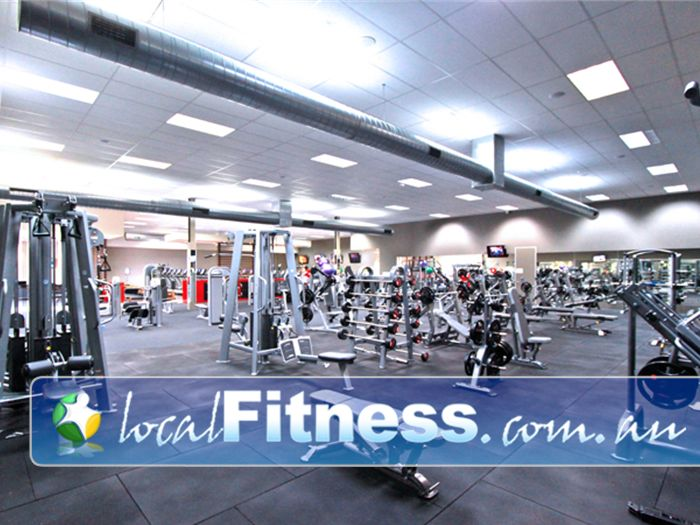 Genesis Fitness Clubs Gym Greensborough  | Our Preston gym features a great range of