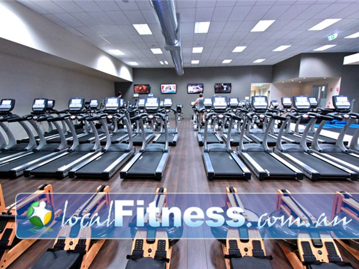 Genesis Fitness Clubs Near Reservoir The Genesis Preston gym provides state of the art cardio equipment.