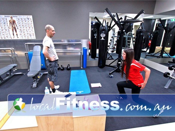 Genesis Fitness Clubs Heidelberg West Gym Fitness Our Preston personal trainers