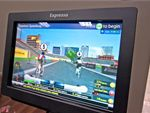 Genesis Fitness Clubs Reservoir Gym Fitness Interactive game style playing