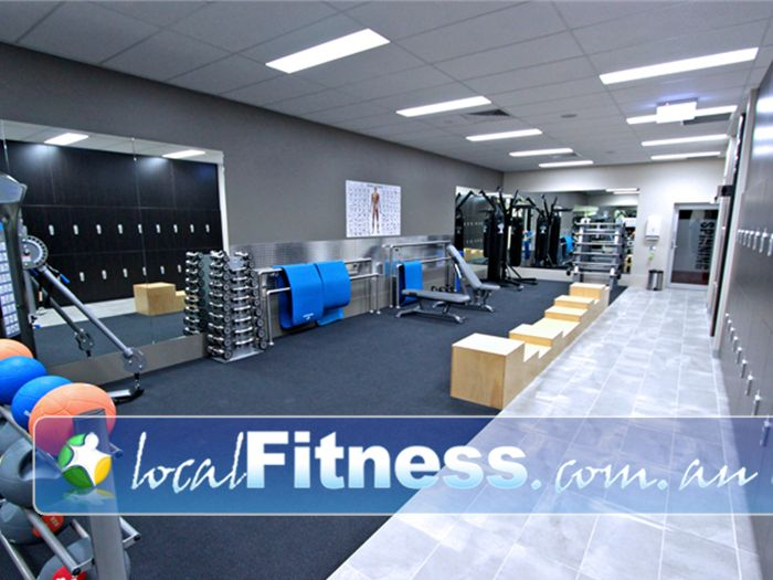 Genesis Fitness Clubs Bellfield Gym Fitness The spacious and dedicated