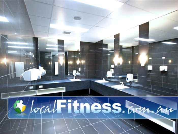Genesis Fitness Clubs Heidelberg West Gym Fitness You'll feel like you're a star